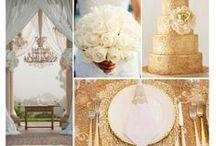 Gold Wedding / by The American Wedding