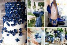 Navy & White Wedding / by The American Wedding