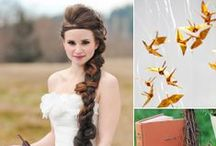 Hunger Games Wedding / by The American Wedding