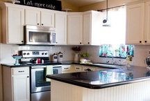 HOME-KITCHENS / by Joanne Erickson