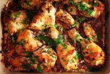 Chicken & Turkey Recipes / by Jami Boys- An Oregon Cottage