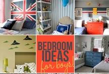 HOME-BOYS ROOM / by Joanne Erickson