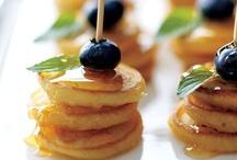 FOOD-EYE APPEALING SERVING IDEAS / by Joanne Erickson