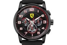Scuderia Ferrari Heritage Chronograph  / by Ferrari Store