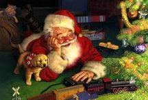 Holidays- Christmas, Santa Clause / by Rosemary Texeira Iraci