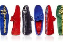 Tod's for Ferrari - Shoes S/S 2014 / by Ferrari Store