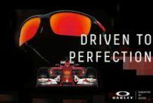 Scuderia Ferrari by Oakley - The new Sunglasses Collection / by Ferrari Store