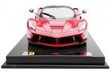LaFerrari model at 1:12 scale / Unveiled at the 2013 Geneva Auto Show, the ultimate masterpiece by the House of Maranello is available in a limited edition of 499 pieces. / by Ferrari Store
