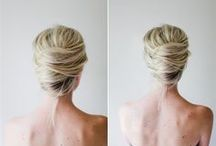 d o o / Hair and things with hair. / by Paige Cooper