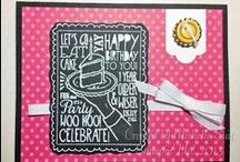 just birthdays / by Karen Bussa