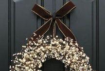 { winter wonderland } / christmas décor / by Irina Bond | BondGirlGlam.com