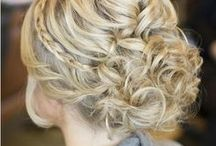 Hairstyles that I love / by Brittainy