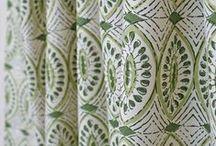 Amazing Fabrics  / by Kris @ Driven by Decor