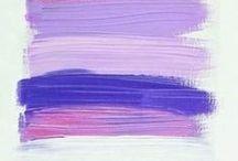 { orchid } / a purple palette / by Irina Bond | BondGirlGlam.com