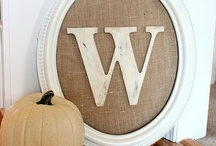 Home Decor / by Wendy Prindle