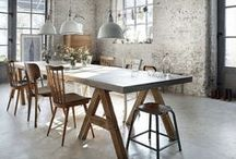 Dining rooms / by Nicola Holden Designs