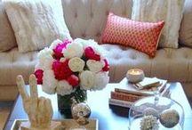 Doing it and doing it and doing it well, interior design / Interior design / by Whitney Anderson