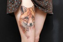 tattoos / by Brittany Spencer