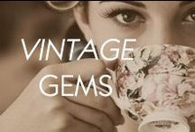 Vintage Gems / by Amrita Singh Jewelry