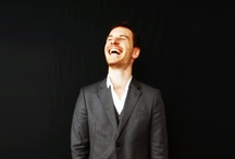 Fassbender / Michael Fassbender. Maybe one day...if I keep working really hard...I'll get to meet him.  / by Karman Bowers