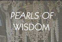 Pearls of Wisdom / by Amrita Singh Jewelry