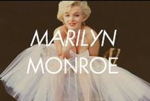 Marilyn Monroe. / by Amrita Singh Jewelry