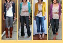 Clothing Tips & Tricks. / by Hannah Morris