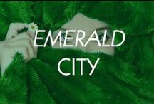 Emerald City / by Amrita Singh Jewelry