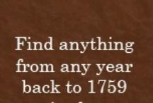 Ancestry_Search Help / by Bonnie Bryant