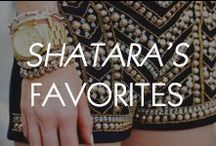 Shatara's Favorites / by Amrita Singh Jewelry
