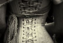Corsets / Cinch that Waist.  / by Karman Bowers