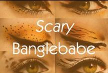 "Scary Banglebabe / Scary Banglebabe Board Contest! 3 lucky banglebabes will win a $150 Amrita Singh gift card! How To Enter: Step 1: Follow us on Pinterest Step 2: Create a board titled ""Scary Banglebabe"" and pin your favorite costume/decor inspirations. Step 3: Repin items from our own ""Scary Banglebabe"" board for bonus points! Visit https://amritasingh.com/pages/halloween-pinterest-contest for details and to submit the link to your boards URL. Contest ends 11/2/14. / by Amrita Singh Jewelry"