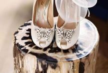 Wedding Shoes / None / by Karen Wise Photography
