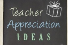 Teacher Gift Ideas / by Rebecca Ownby