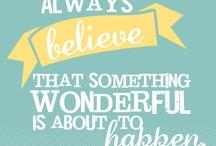 Wish I had said that / by Bunny Patenge