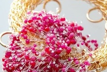 Fiber Jewelry / Jewelry made primarily from #fibers and #felt  / by Carolyn Sorensen