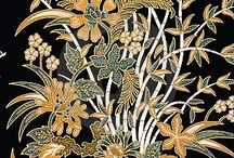 Fabrics and Quilts / Contemporary and vintage fabrics and quilts. / by Carolyn Sorensen