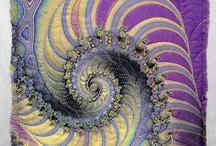 Handweaving/Fiber Arts / #handweaving #felt #fiber #woven #tapestry #rugs #wallhanging #scarves  / by Carolyn Sorensen
