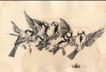 NEXT TATTOO // INSPIRATION / by The Weaver House