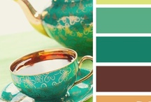 Color Palettes / by Jocelyn Beatty