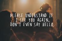 Quoets& song lyrics<3 / by Emily Davis