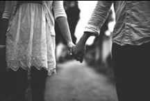 Photo inspiration {couples} / by Carrie Hall