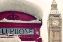 I ♥ London / by Sleek MakeUP