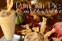 Fall Flavor: Pumpkin / My favorite fall flavor: pumpkin, obviously!  / by Mariam Shahab
