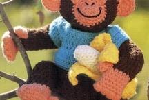 crochet / by Lenore Calkins