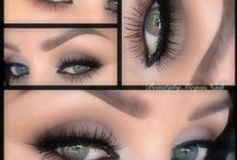 make-up / by Alexa Humphrey