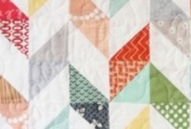 Quilts I LOVE / These quilts all speak to me, oh what I would give to be able to make all of them! / by Jennifer Thurston