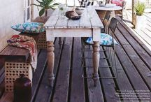 Back Porch / by Melissa Bennett
