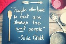 Eat / Love others. Cook for them.  / by Jamie Haines