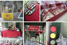 Ka-chow! (Cars Party) / 2nd Birthday Party Idea / by Dianne Leland
